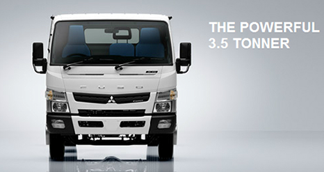 Fuso Canter 3.5t