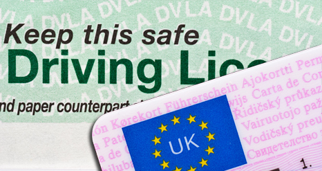 Expired driving licences automatically extended by 11 months