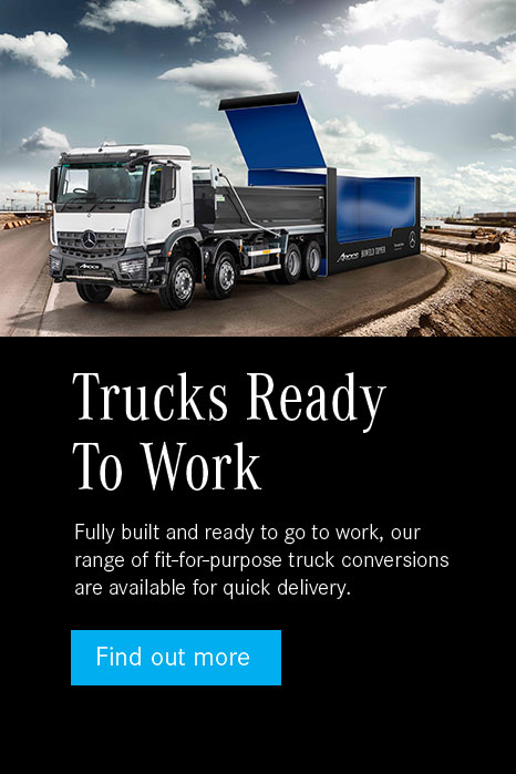 New WorkReady Trucks